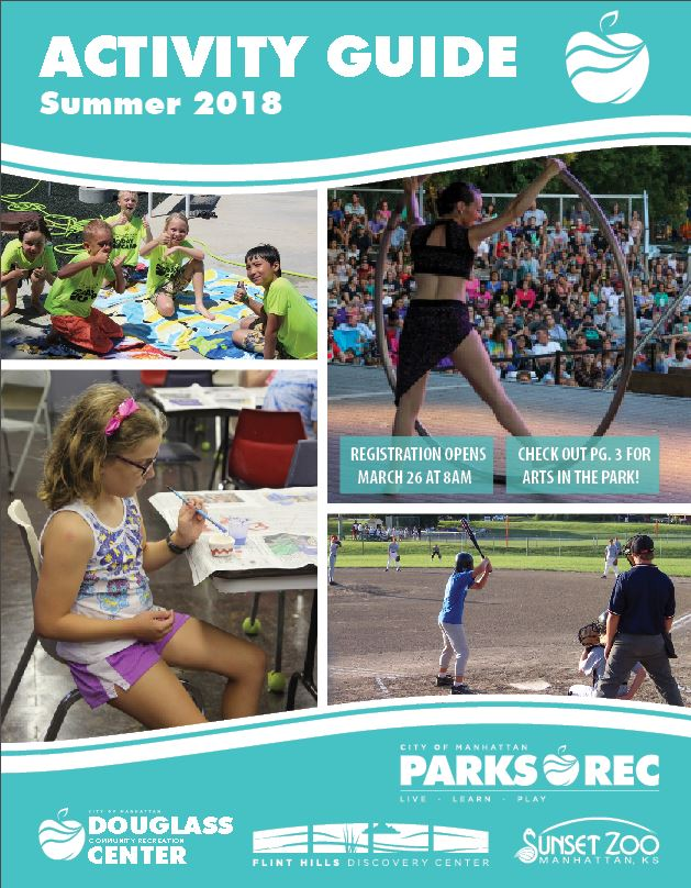 Summer 2018 Activity Guide
