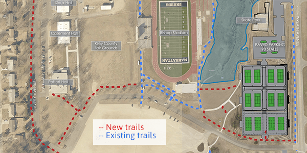 CiCo Park Trail Improvements