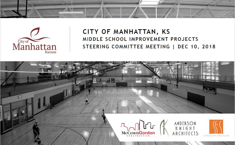 December 10 Steering Meeting Info