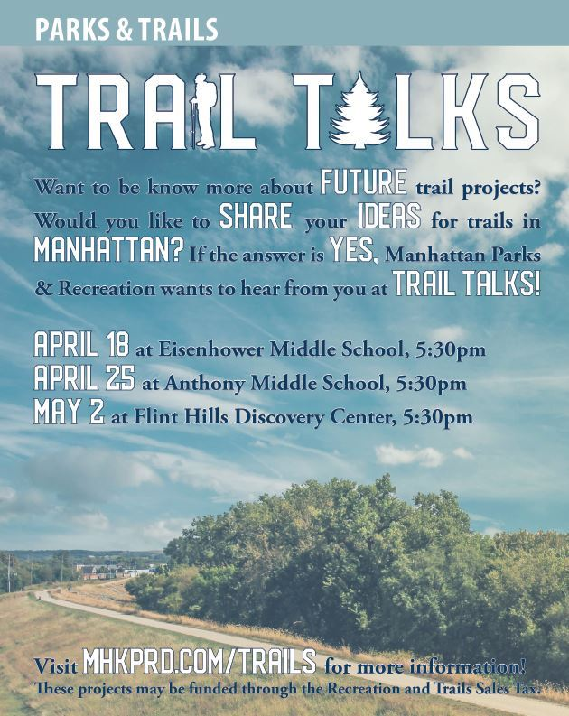 Trail Talks artwork 2019