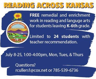 Reading Across Kansas