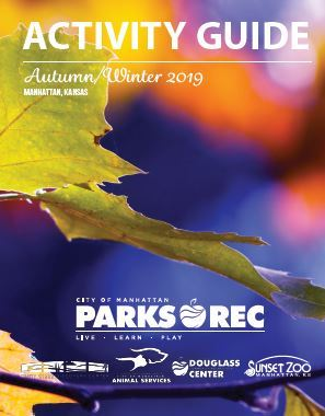 Fall 2019 Activity Guide Cover Image
